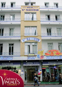 hotel saint sauveur facade