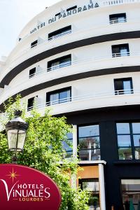 Hotel Panorama Facade