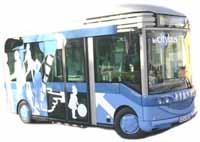 Le citybus de Lourdes