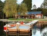 Le restaurant du lac de Lourdes