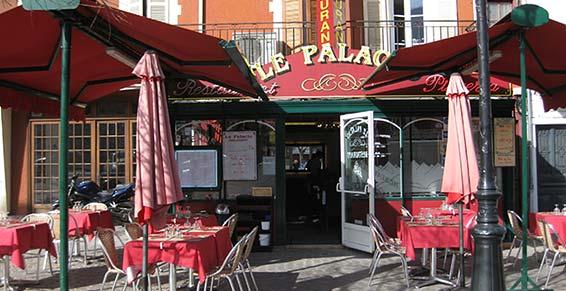 Restaurant Le Palacio