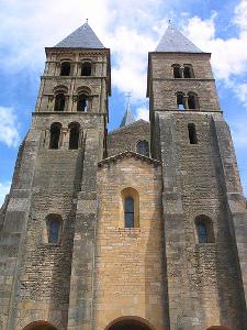 Paray le Monial cathédrale