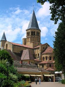 Paray le Monial sanctuaire