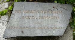Bernadette Soubirous Peyramale